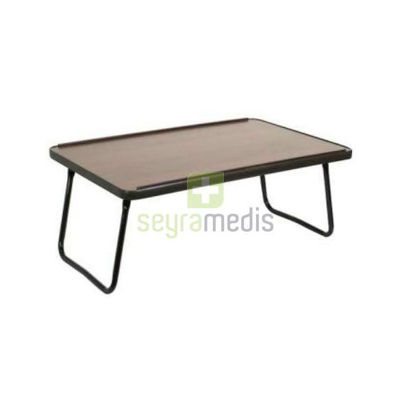 Mesa de comer no leito pintada epoxy alsomedic for Mesas de comer
